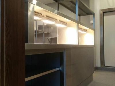 Küche und Edelstahlbau