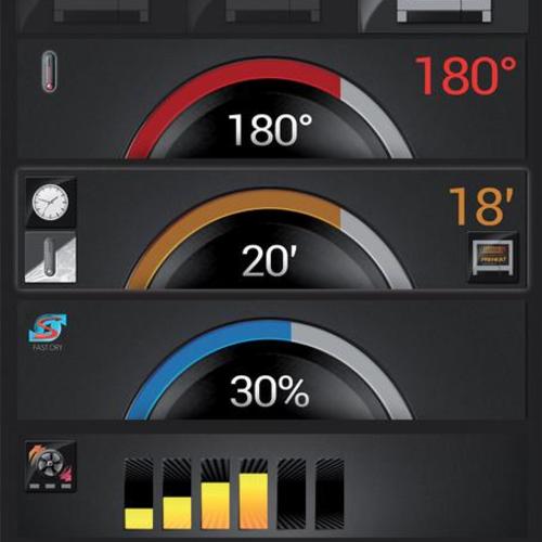Lainox Naboo Interface