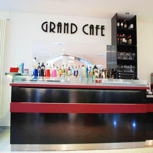 Grand Cafe Theke